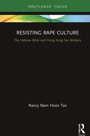 Resisting Rape Culture book cover by Nancy Nam Hoon Tan.