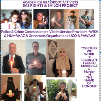 SAS Rights & Shiloh Project poster.